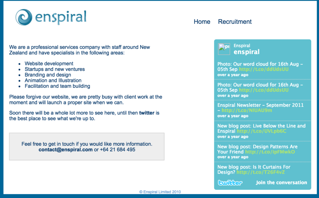 2010-enspiral-website